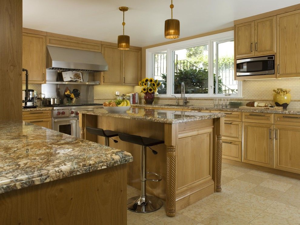 Bright Lumisource In Kitchen Traditional With Sherwin