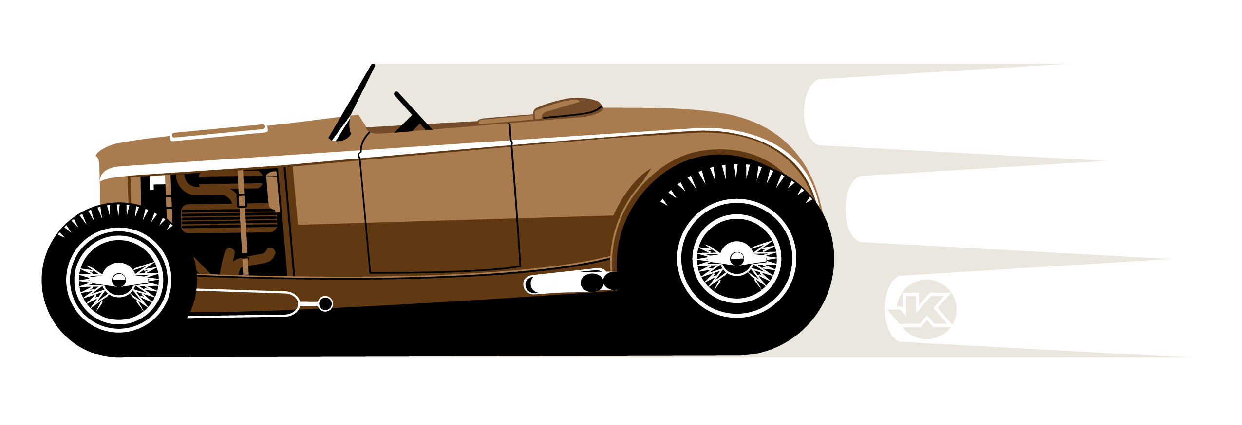 Hot Rod Suv Car Car Suv