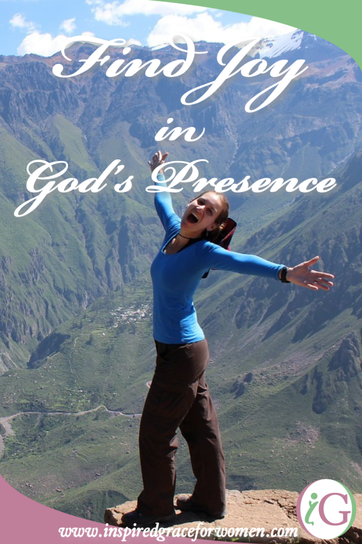 Unspeakable Joy - Discover 3 Incredible Ways to Find Joy in