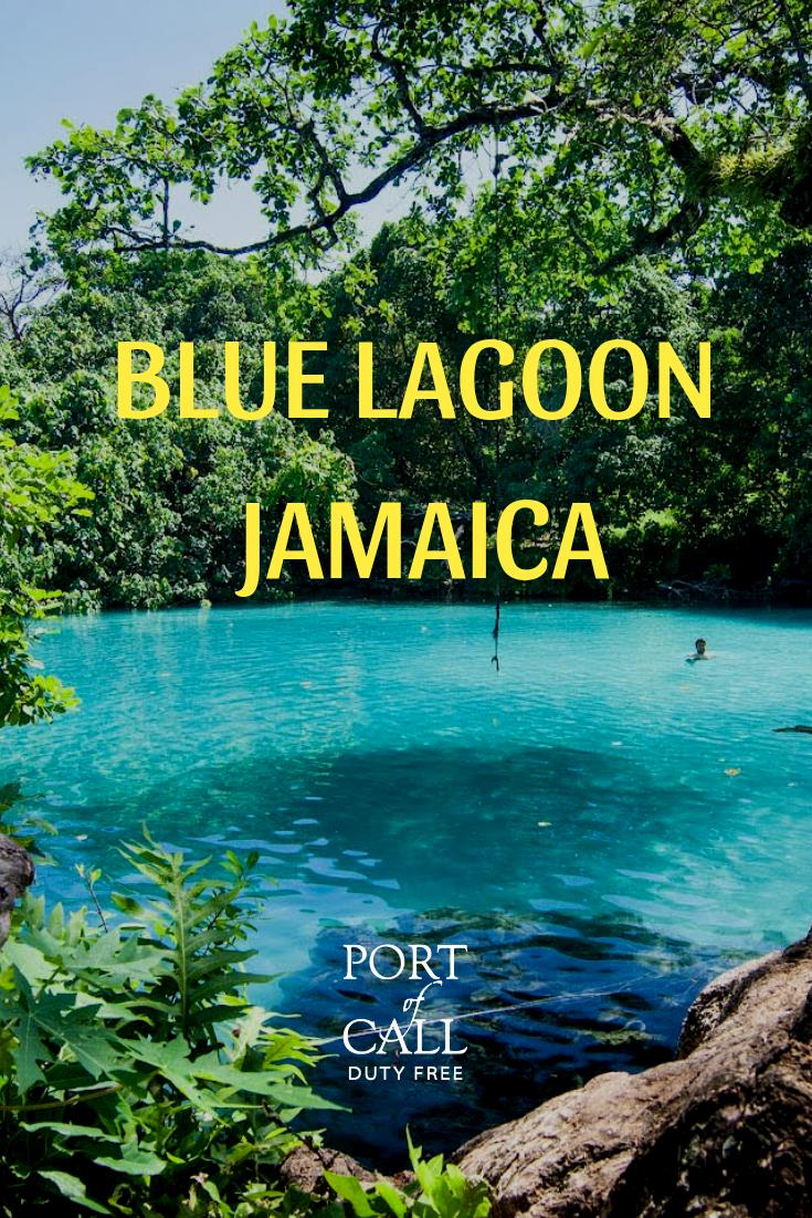 Blue Lagoon In Portland Jamaica Blue Lagoon Jamaica