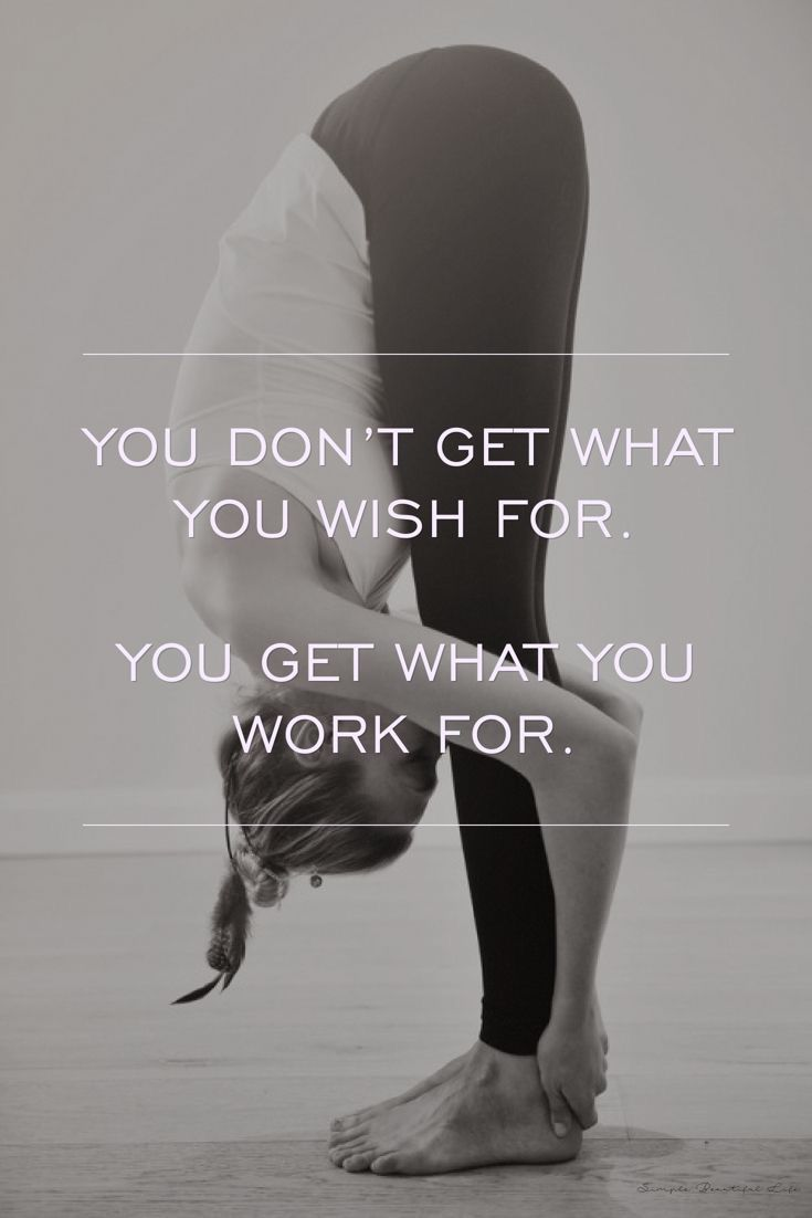 A wish is a thought, manifested. According to Abraham Hicks. So yes you do. #balletfitness