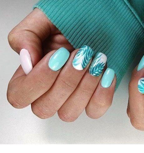 Fine Summer Nail Art Nailartdesigns Nails Bright Nail Art