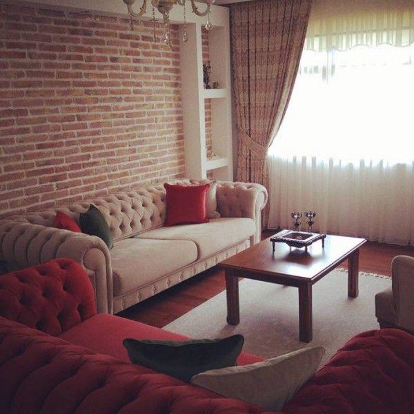 Her odasında farklı bir stille, çok zevkli döşenmiş sıcacık bir ev.. #cozyhomes
