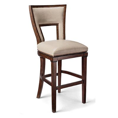 Harlow Bar Stool From Frontgate Bar Stools Luxury Home Decor