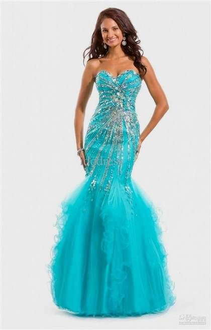 Best Prom Dresses Blue in the World