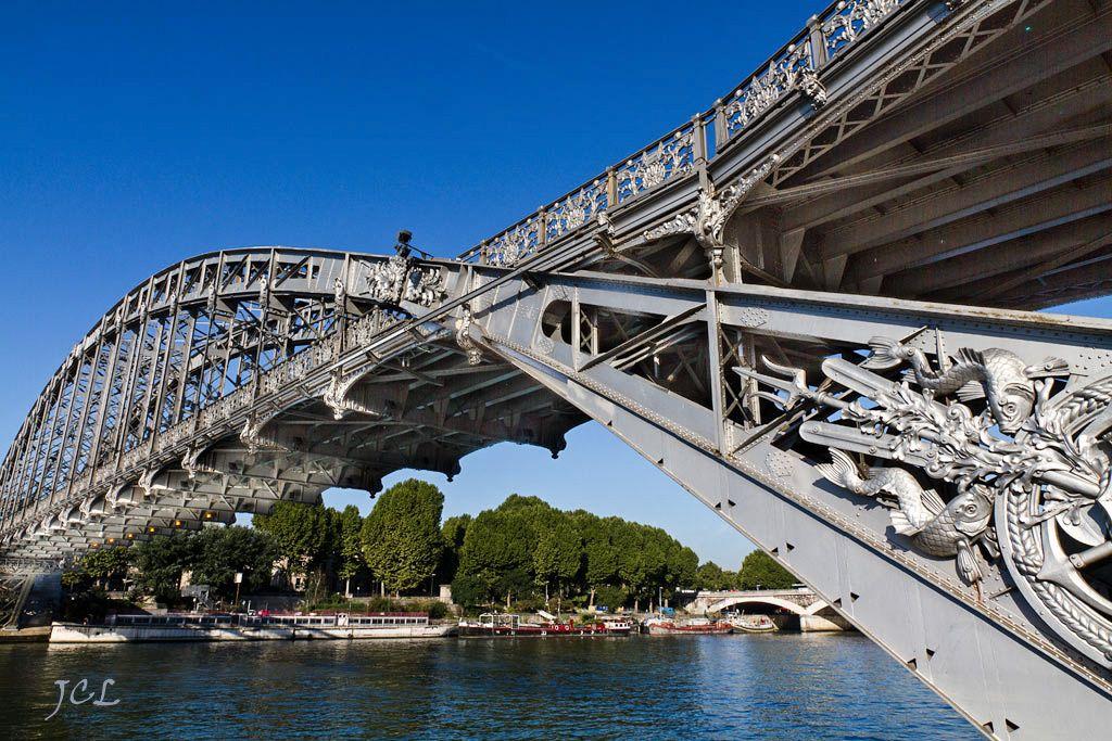 le pont ferroviaire d 39 austerlitz paris construit en 1903. Black Bedroom Furniture Sets. Home Design Ideas