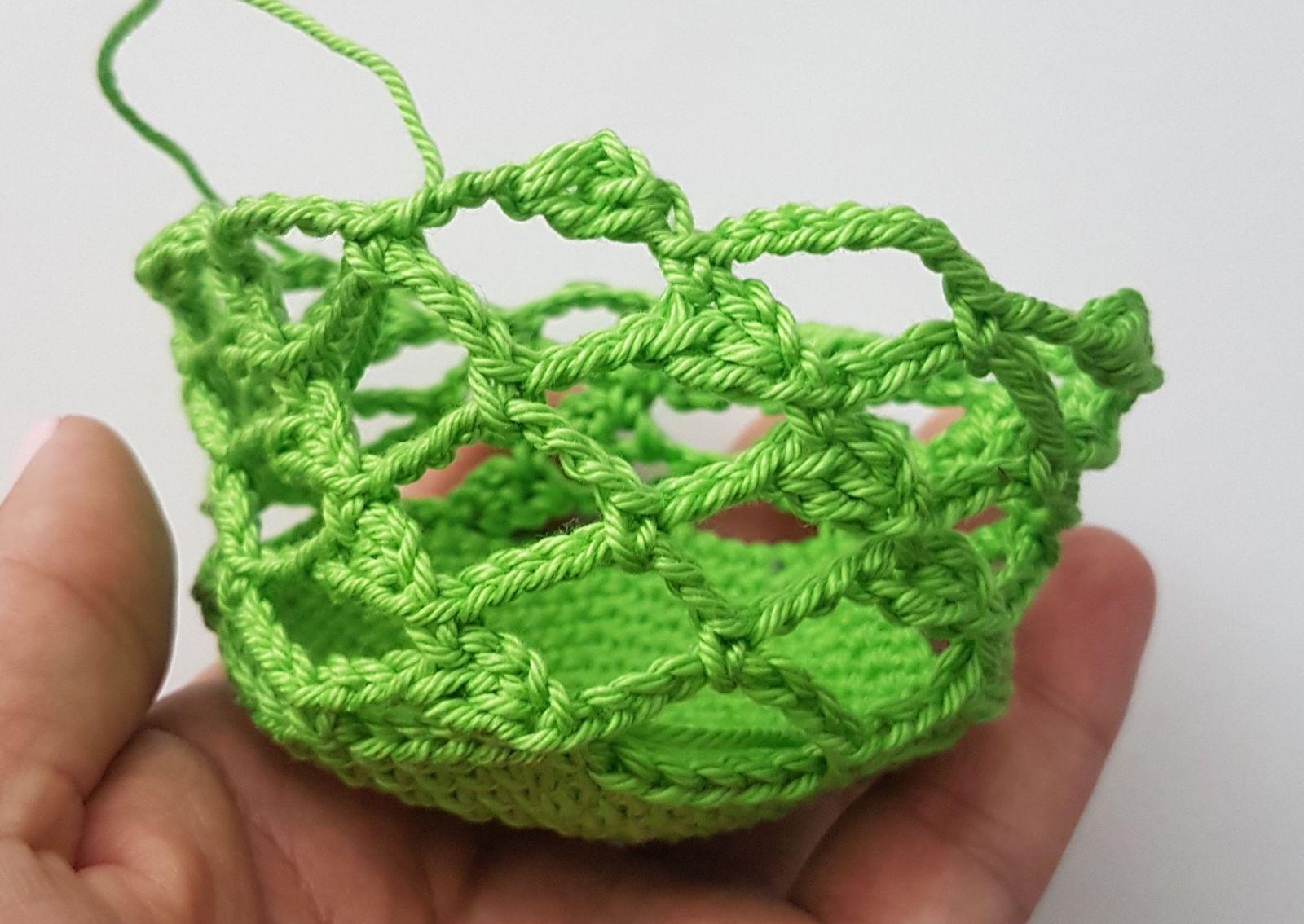 Photo of Free crochet pattern wind light