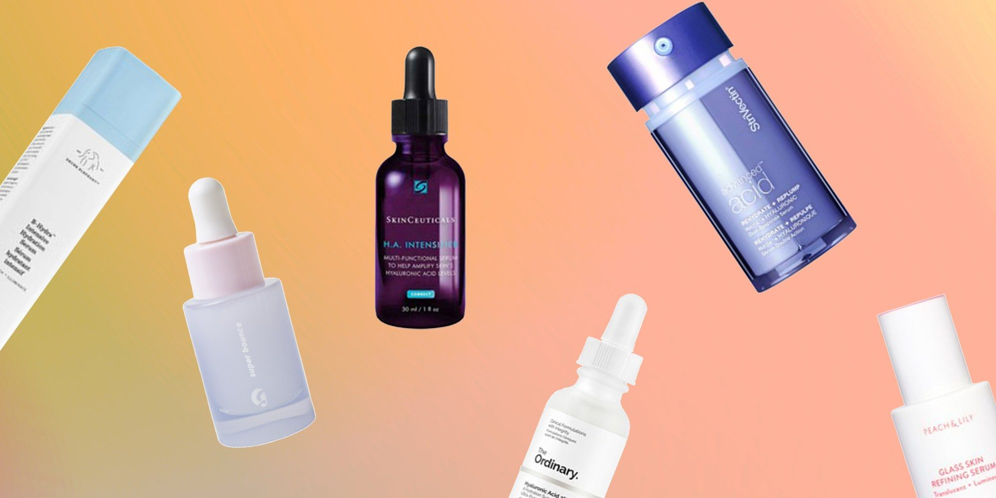 The best hyaluronic acid serums for your skin in beauty
