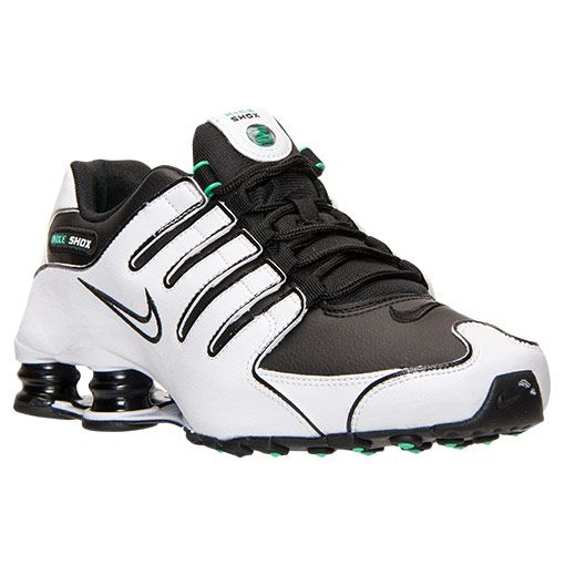 62a51696cd6 Men s Nike Shox NZ Running Shoes - 378341 103