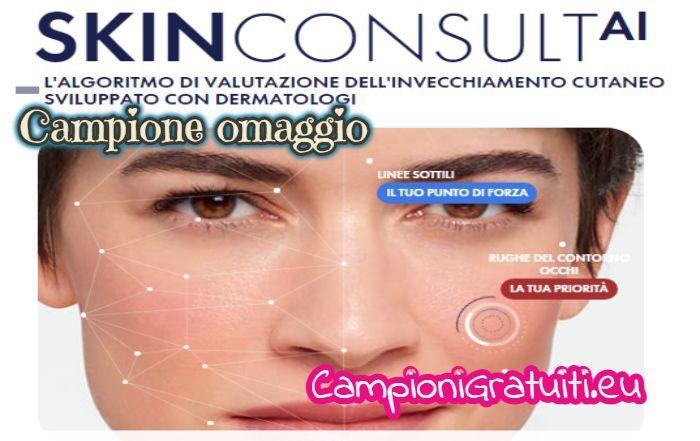 Campione Gratuito trattamento viso Vichy con SkinConsult Al
