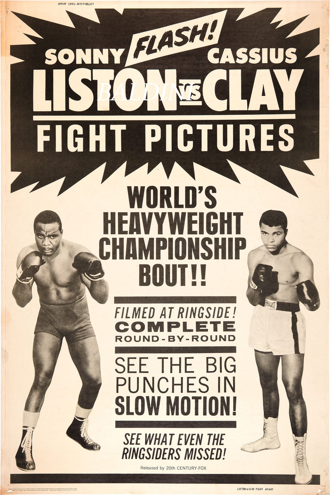 a348aa42 $16.92 AUD - Muhammad Ali V Sonny Liston - Rare Vintage Boxing Poster Print  - Get Yours Now #ebay #Lifestyle