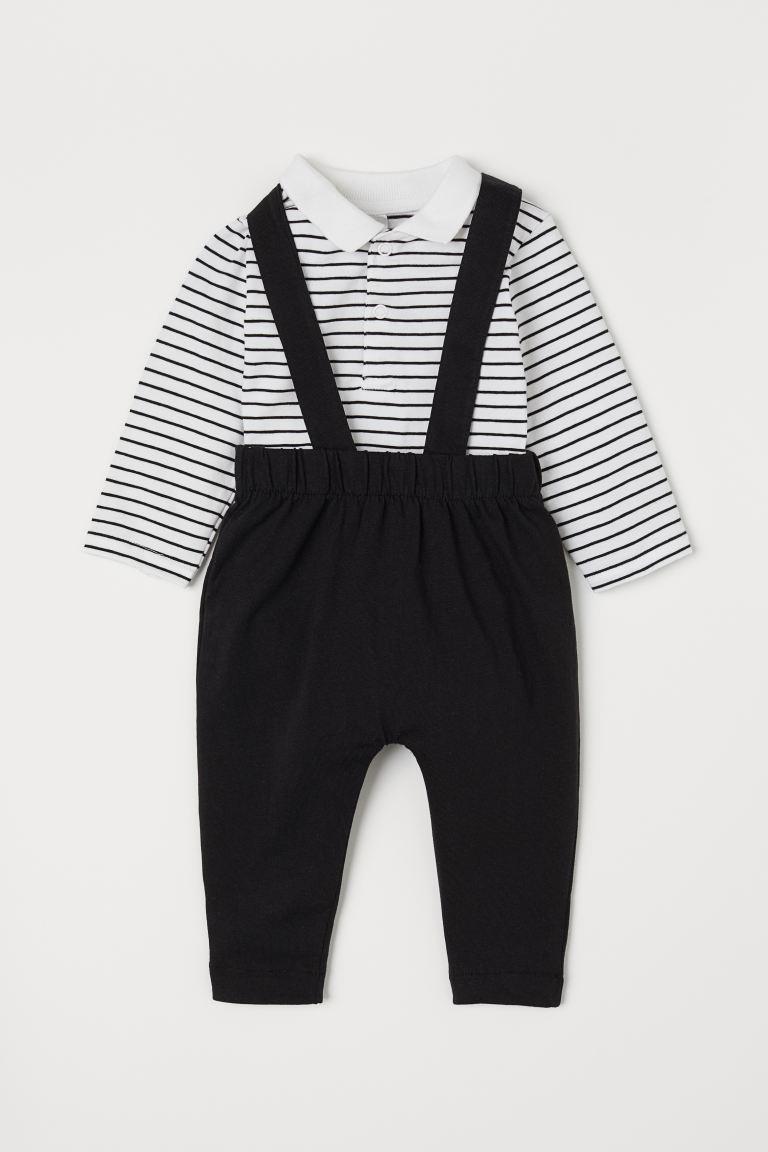 Dressbukse Sort BARN | H&M NO