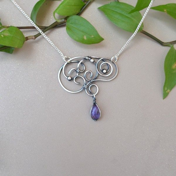 Eclectic wire wrapped jewelry and more | Wirewrapping | Pinterest ...