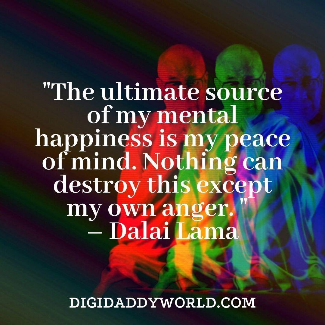 Dalai Lama Life Changing Quotes And Sayings