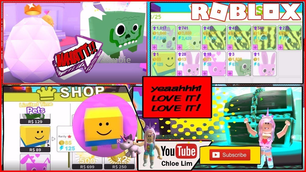 🐾 Roblox Pet Simulator! Moon Update! GIANT Chest Area