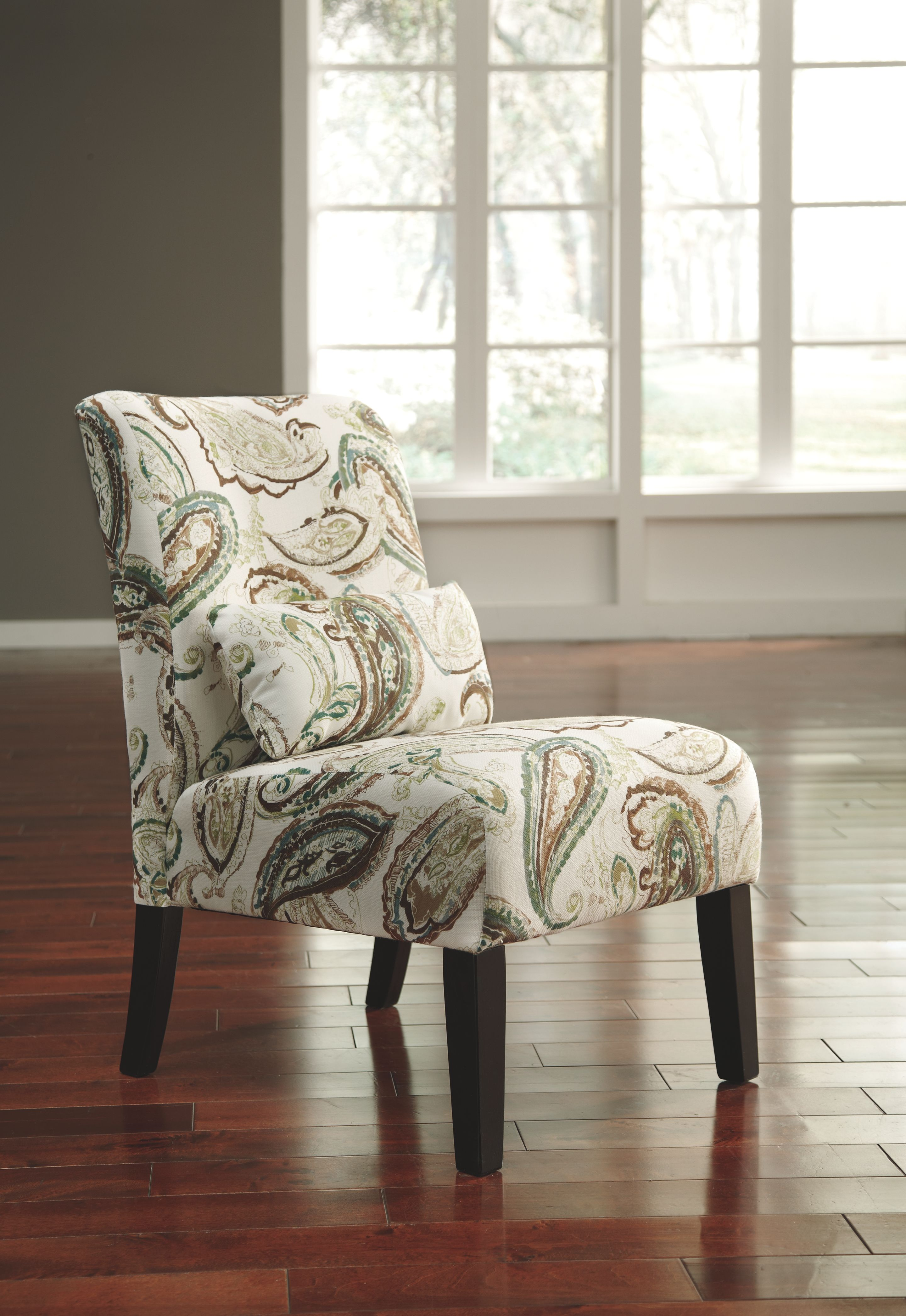 Annora Accent Chair Paisley With Images Ashley Furniture
