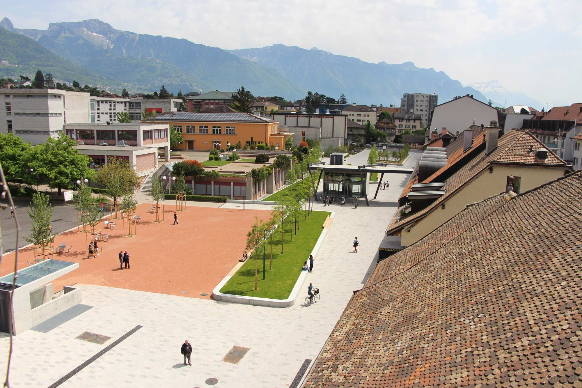 Contemporary Landscape Architecture Projects town-square-park-landscape-architecture-01 « landscape