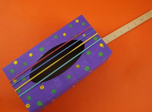 6 Diy Musical Instruments For Kids Homemade Musical