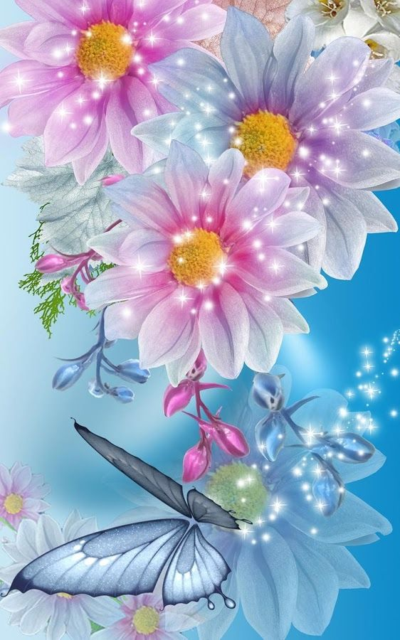Fall Cell Phone Wallpaper Gifs Con Movimiento Y Brillo De Amor Buscar Con Google
