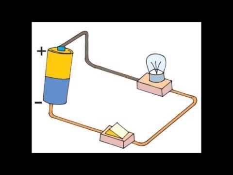 Circuito Electrico En Serie Y Paralelo Circuito En Serie Circuito Circuito Electronico