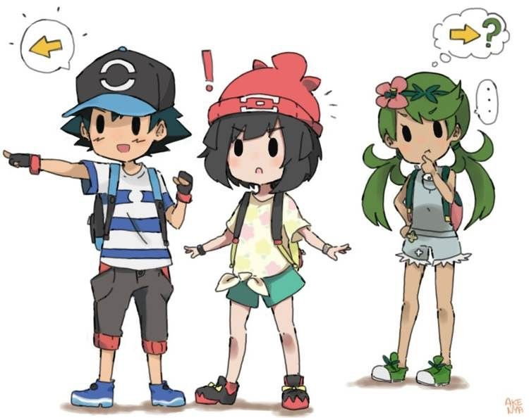 from Joel girl characters from pokemon naked