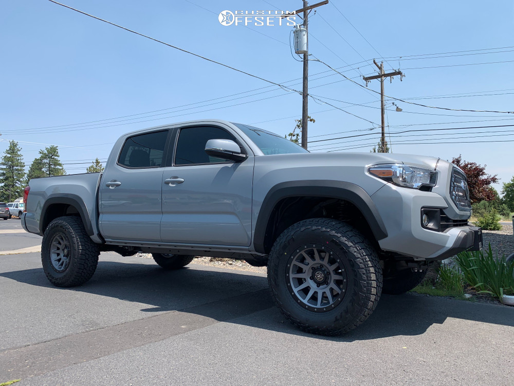 1 2019 Toyota Billstein Leveling Kit Icon