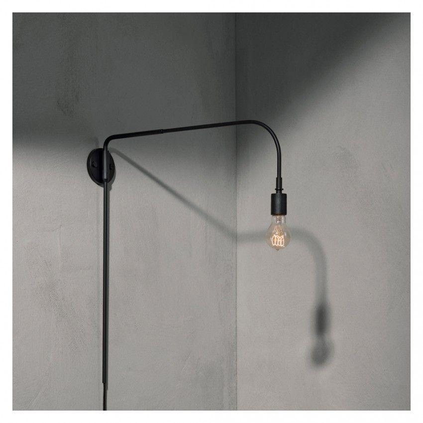 Warren Wall Lamp Black Wall Lamps Wall Lights