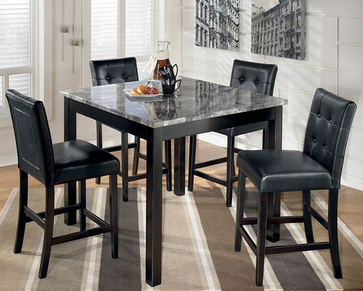 Casual Furniture Chicago Small Counter Dining Set Counter Height Dining Room Tables Counter Height Dining Table Set Counter Height Dining Sets