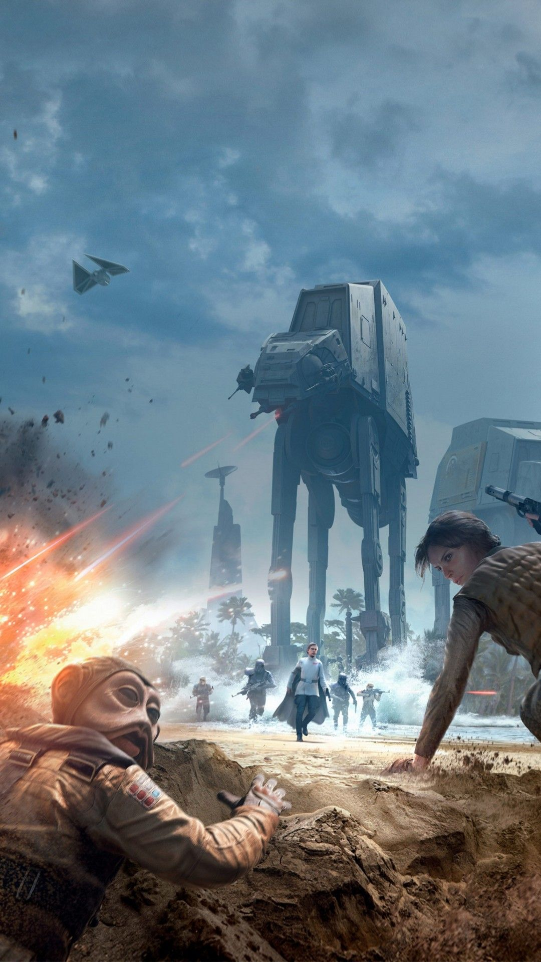 Epic Star Wars Battlefront Background Picture In 2020 Star Wars Battlefront Background Pictures Battlefront