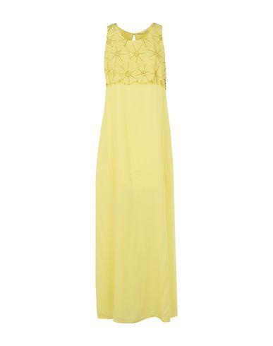 92f169ada1460e Lucky Lu Milano Langes Kleid Damen auf YOOX. Die beste Online-Auswahl von of