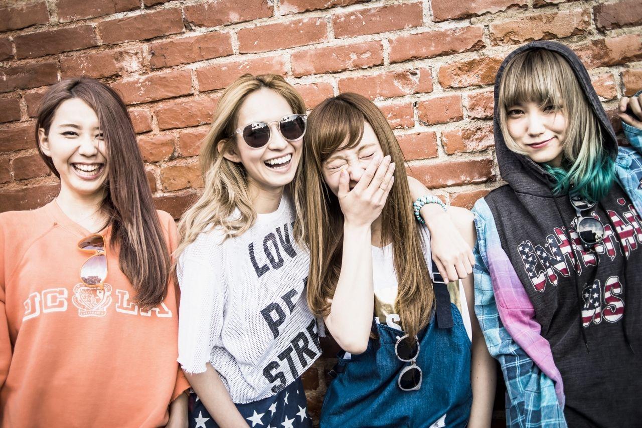 Scandal Japan Band Wallpaper Scandal Japanese Band Scandal Women In Music
