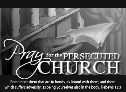 Christian Brothers Near Me >> Pray For The Persecuted Weeping Into Dancing Persecuted