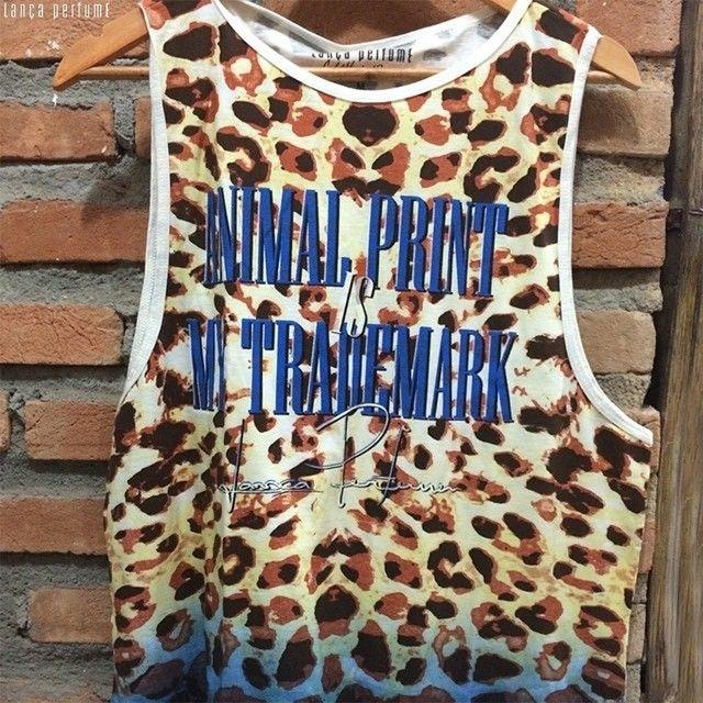 Animal print sempre!  #lplovers #lancaperfume #collection #verao15  Acesse lpeshop.com.br e aproveite a #liquida50
