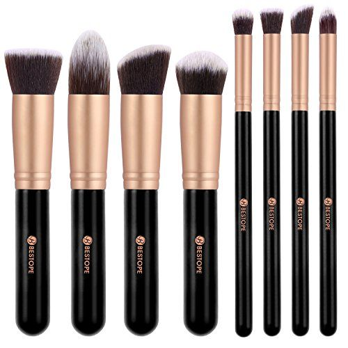 [2016 Update Version] BESTOPE Premium Makeup Brushes Set Cosmetics Synthetic Kabuki Make up Brush Foundation Blending Blush Eyeliner Face Powder Makeup Brush Kit BESTOPE http://www.amazon.com/dp/B00HSE4WJ6/ref=cm_sw_r_pi_dp_mYsOwb1YN8EJA