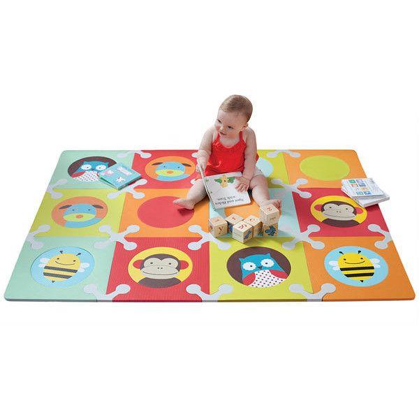 Infant Skip Hop Playspot Zoo Foam Floor Tiles 60