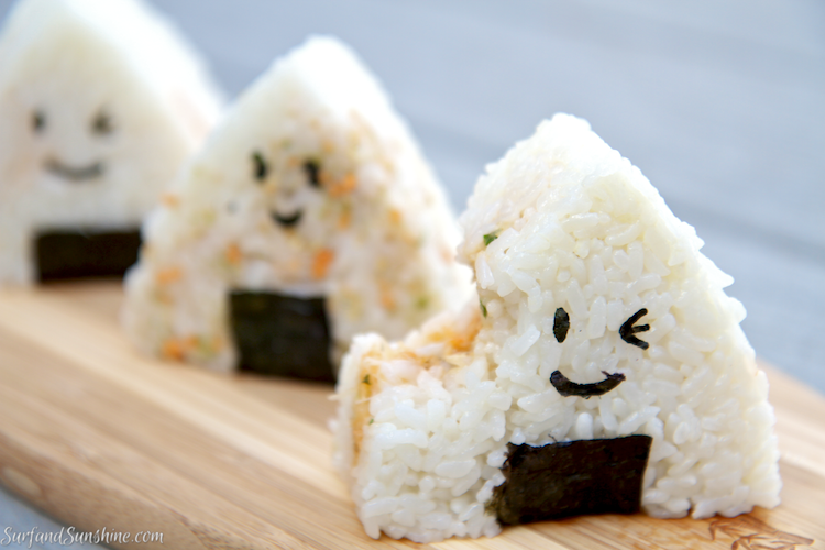 Tasty Japan Cake Recipe: How To Make Crab Stuffed Onigiri (Japanese Rice Cakes