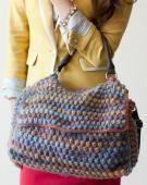 Belmont Bag September/October 2013 | @Crochet Today