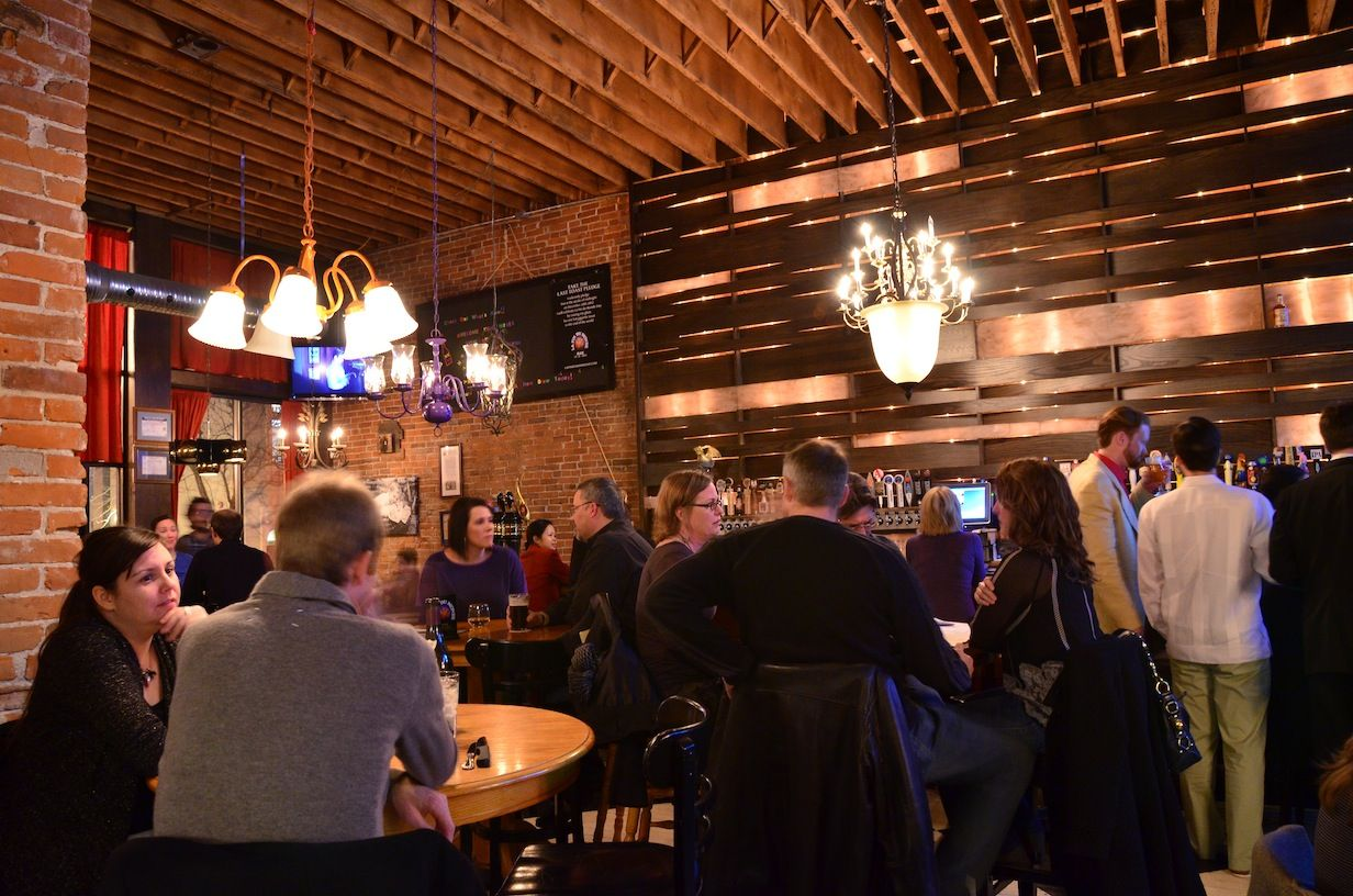 Cultured Food Dining Anton's Taproom KC Bar and Brewery