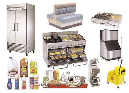 Whole Restaurant Equipment Supplies Bar Commercial Kitchen