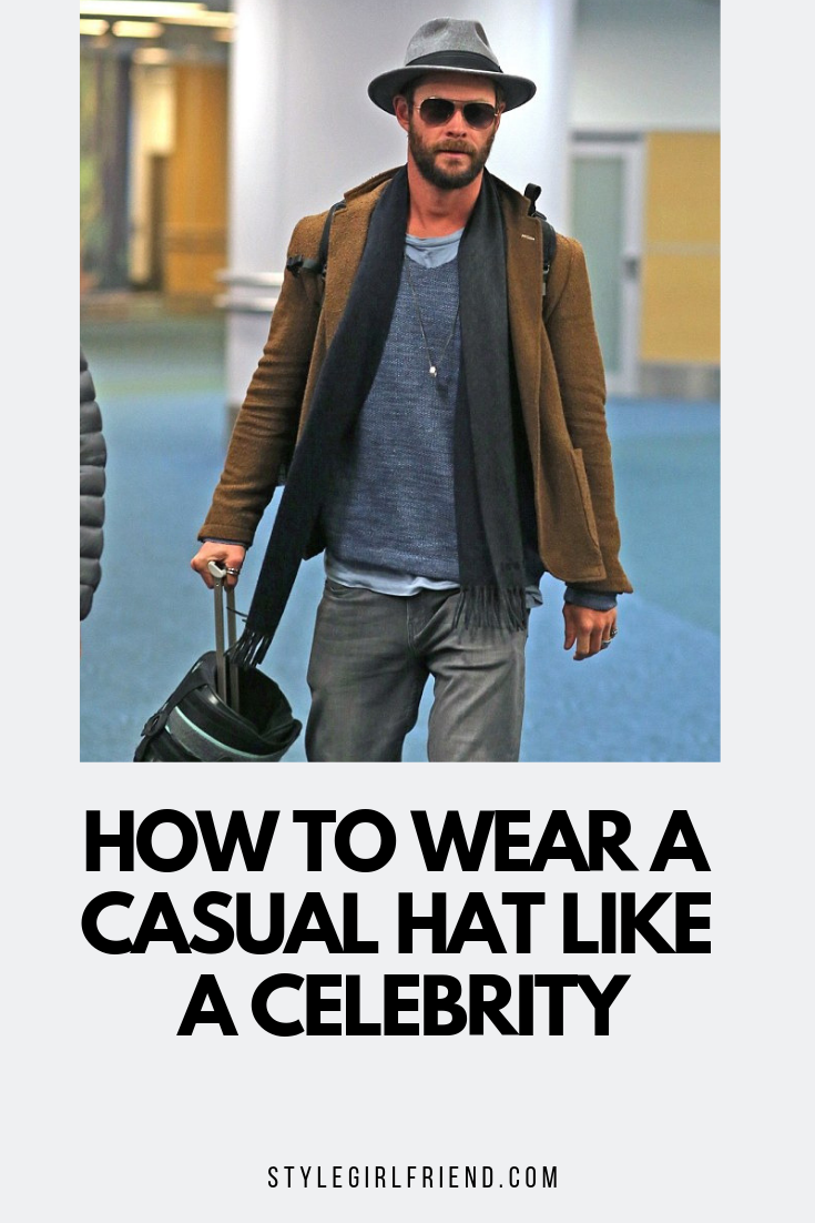 6c6fc8e81 The Best Men's Hats Every Guy Should Know | Casual Getup | Trilby ...