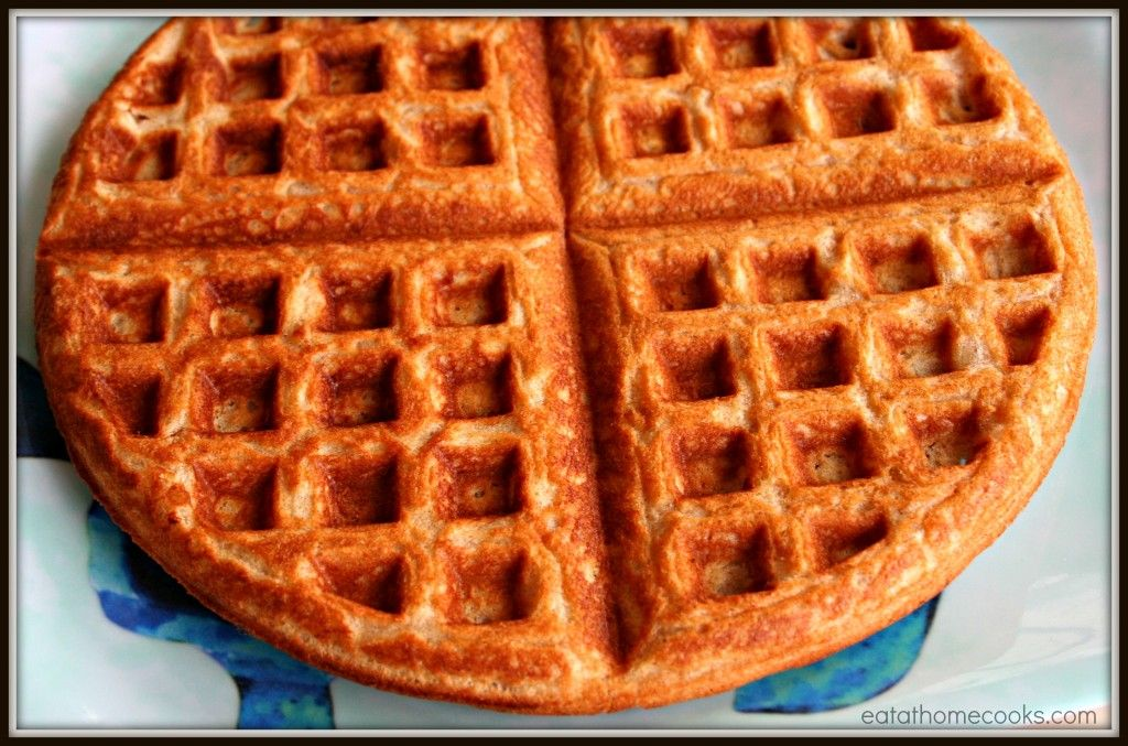 Healthy Whole Grain Waffles Freezer Friendly Best