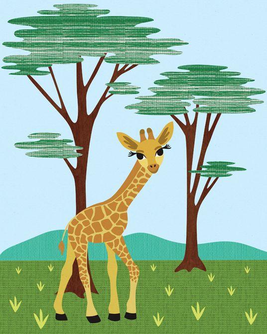 jirafa  Animales  Pinterest  Jirafa Jirafa animada y Disney