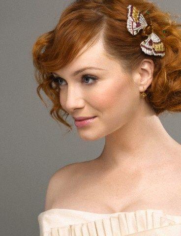 The lovely Christina Hendricks!!!!!