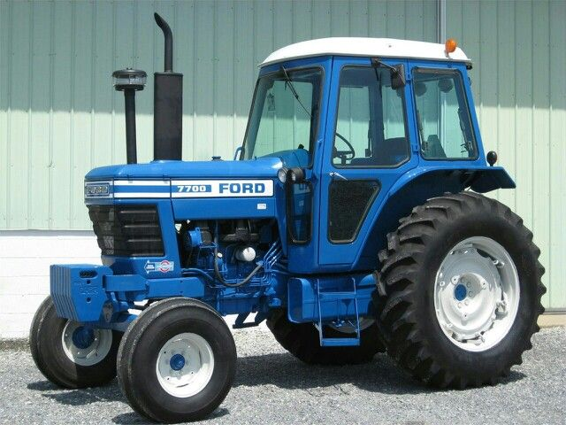 Manufacturer Ford - Combines Fort 9