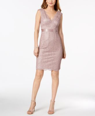 Adrianna papell sequin bodycon dress quartz mall marcus xcvi mean