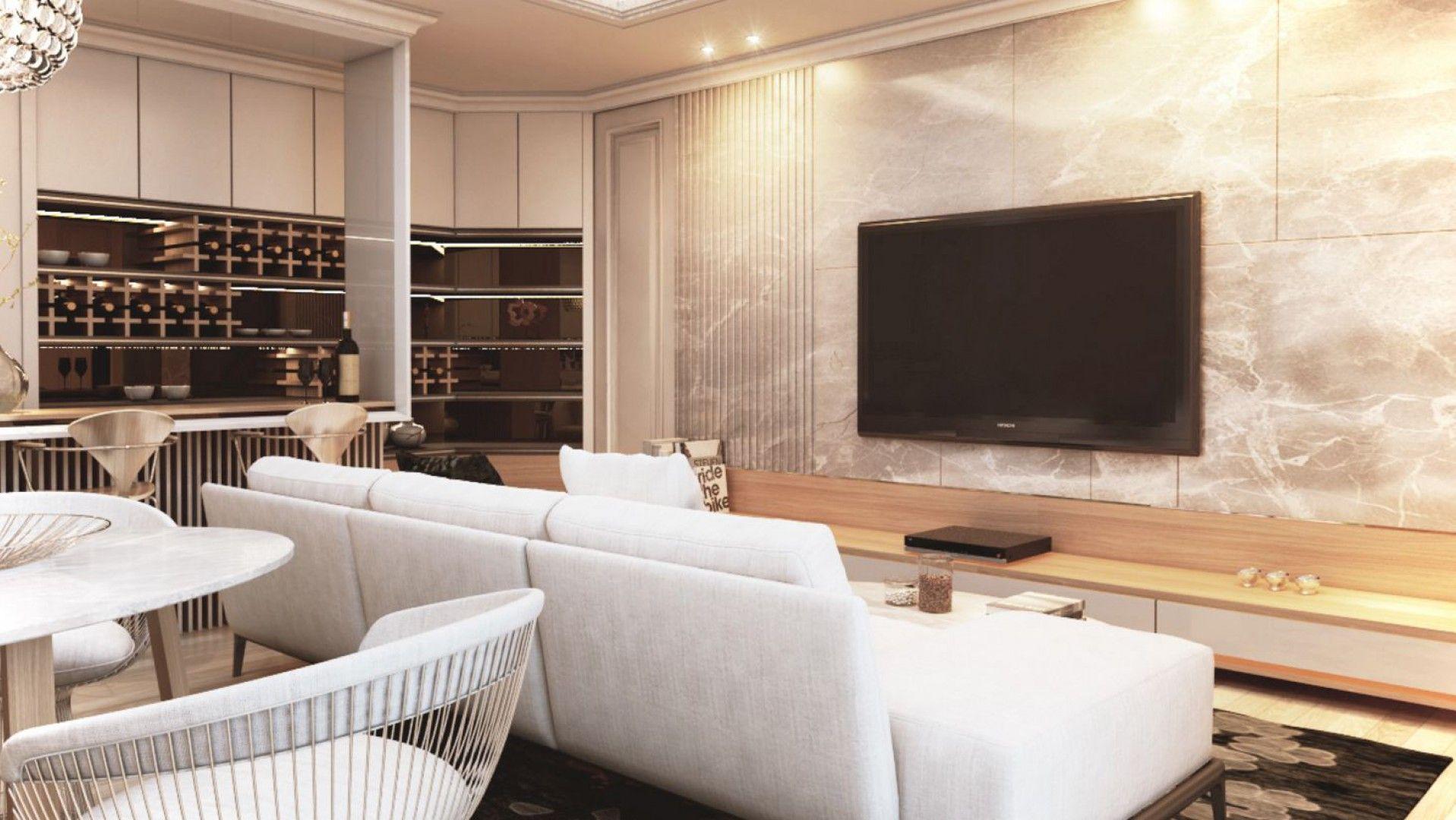 Classical, Modern | Living Room | Jasmine Kemayoran | Kemayoran ...