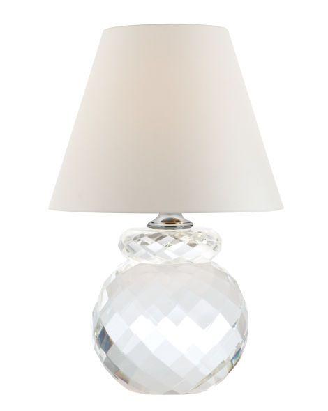 Daniela Crystal Accent Lamp Ralph Lauren Home Table