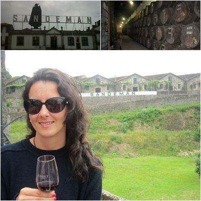 Aperitiveando #Sandeman #Wine #Luxury #Travel #Oporto #Portugal