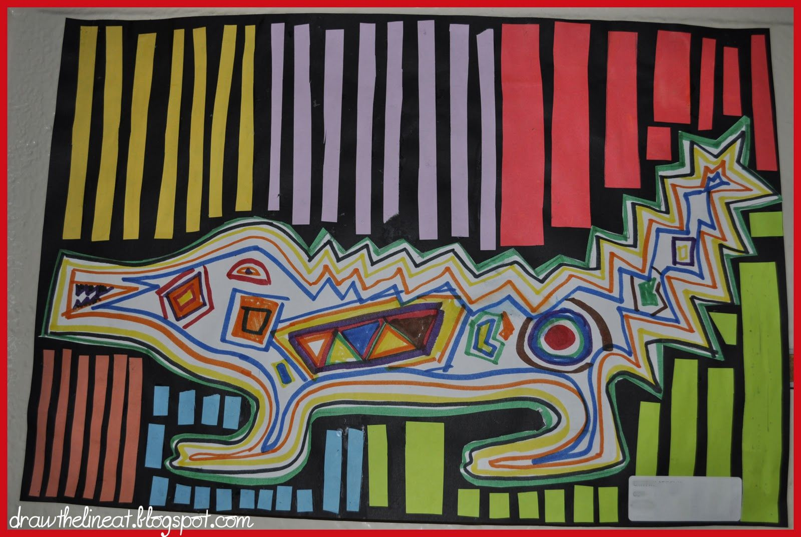 Line Art Lessons For Elementary : Draw the line at molas multicultural art lessons