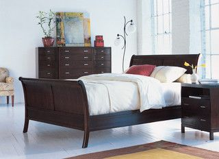 Stickley Panel Sleigh Bed I Miss My Old Bed Sheffield Furniture
